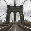 Brooklyn Bridge — Foto Stock