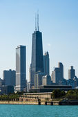 Sears Tower in Chicago — Stock Photo