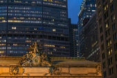 Grand Central Terminal in New York City — Foto de Stock