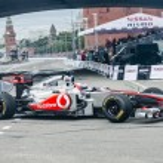 Постер, плакат: Professional Formula 1 McLaren Mercedes