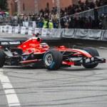 ������, ������: Professional Formula 1 Marussia driver