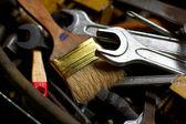 Mechanical tools — Stock Photo