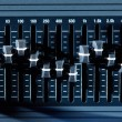 Graphic equalizer — Stock Photo #19536185