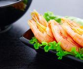 Krevety — Stock fotografie