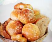 Bread Buns — Stock Photo