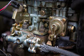 Dirty carburetor — Stock Photo