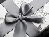 Silver Ribbon — Foto de Stock