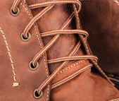 Boot Detail — Stock Photo