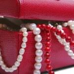 Red beauty box — Stockfoto