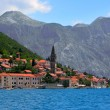 Perast town — Stock Photo #15434083