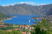 Kotor, Černá Hora. — Stock fotografie