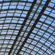 Royalty-Free Stock Photo: Glass roof