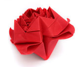 Paper rose. — Fotografia Stock