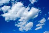 雲 — ストック写真