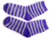 теплые носки. — Стоковое фото