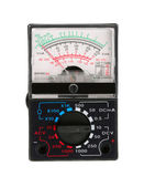 Analog multimeter — Stock Photo
