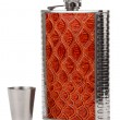 Hip flask — Stockfoto