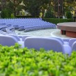 Stock Photo: Outdoor amphitheater