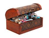 Treasure chest — Stok fotoğraf