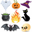 Halloween. — Stock Vector #14003369