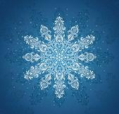 Snowflake. — Stock Vector