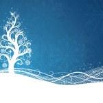 Christmas tree. — Stock Vector #14079579