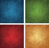 Christmas wallpaper. — Stock Vector