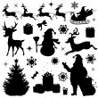 Christmas Collection. — Stock Vector