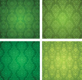 St. Patrick's Day wallpapers. — Stock Vector