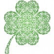 Vector de stock : Clover.