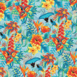 Tropical pattern — Image vectorielle