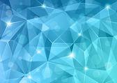 Crystal texture. — Stock Vector