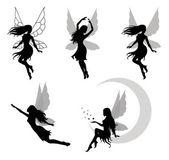 Fairy. — Stock Vector