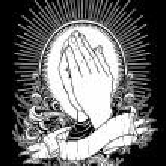 Praying hands — Stock Vector #14005298
