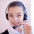 Receptionist or personal assistant — Stock Photo