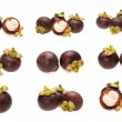 Mangosteen - Stock Photo