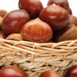 Sweet chestnuts — Stock Photo #14136872