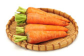 Fresh carrot — Stock Photo