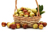 Jujubes — Stock Photo