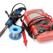 Royalty-Free Stock Photo: Tools for home electrical repair