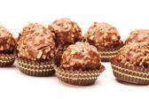 çikolata şeker — Stockfoto