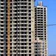 An unfinished high-rise building — Stock Photo #15317947