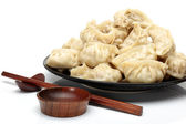 Chinese dumplings — Stockfoto
