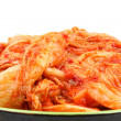 Kimchi (Korean food) — Stock Photo