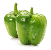 Green pepper — Stockfoto