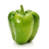 Green pepper — Stock Photo