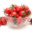 Cherry tomato — Stock Photo