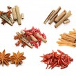 Dried Spices - Stock Photo