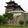 BEIJING QIANMEN GATE TOWER — Stock Photo