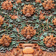 Traditional Chinese wall decorations — ストック写真